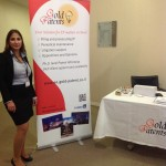 Ayelet Amiga Paralegal at Gold Patents Israel - at the London Patent summit event - 2013