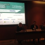 Dr. Maggie Goldraich chaired the panel on Strategic Use of Patents and Investment in Innovation at the LPS 2013